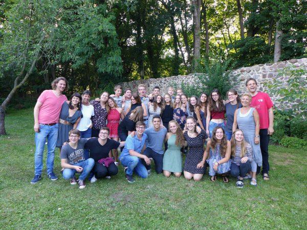 Jugendaustausch LeChaim Israel-Belzig 2016