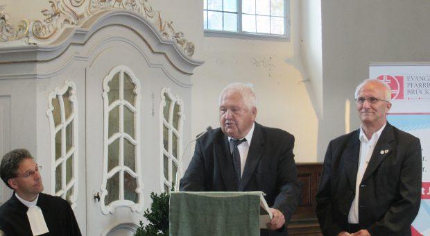 Karpatenankunft Michael Demko und Ronald Hofmann Grusswort - Gedenkfeier 70. Jahrestages der Ankunft der Karpatendeutschen