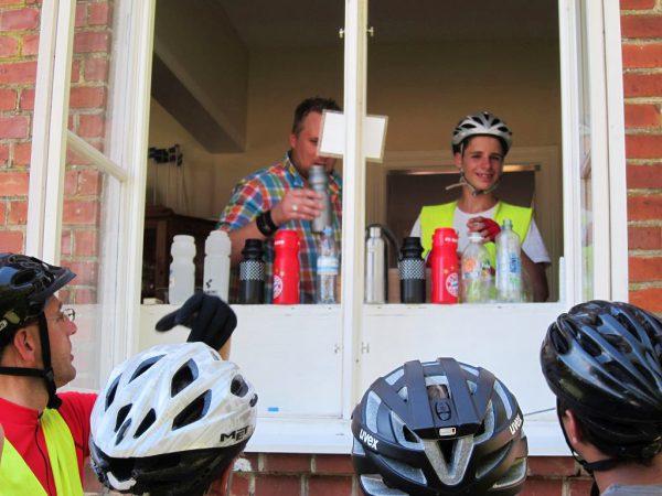 Trinken trinken trinken - Schweden-Fahrradtour 2016