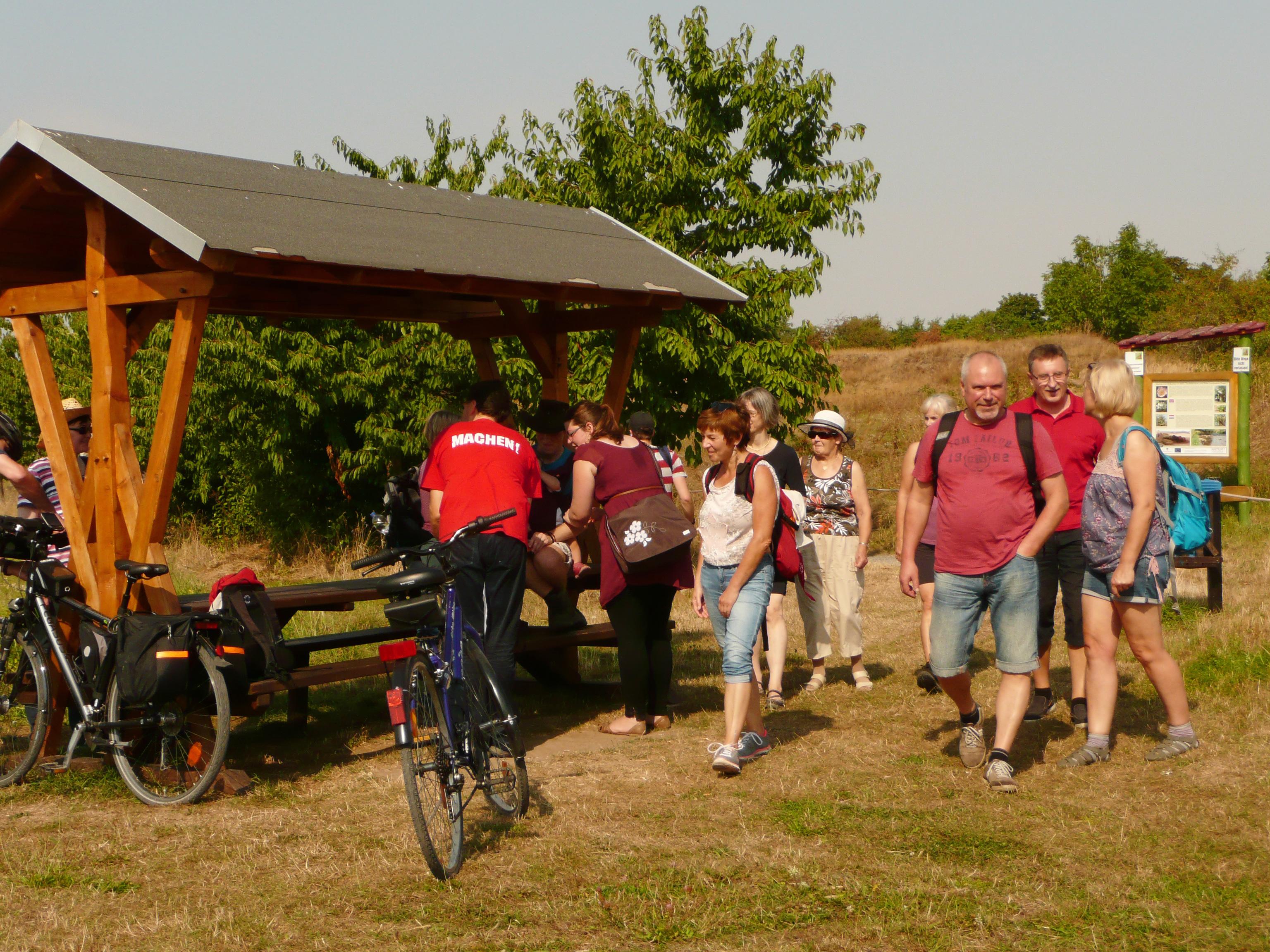Wochenend-Tour der Gemeindeleitung nach Neinstedt/Quedlinburg