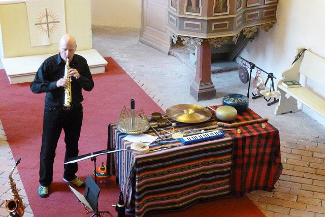 Konzert von Joachim Gies