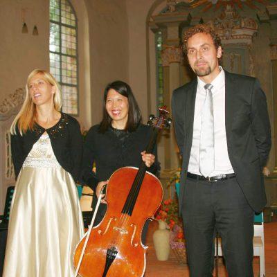 Kompositionen, Choralbegleitungen und Hymnen - Konzert mit Kathrin D. Weber in Brück