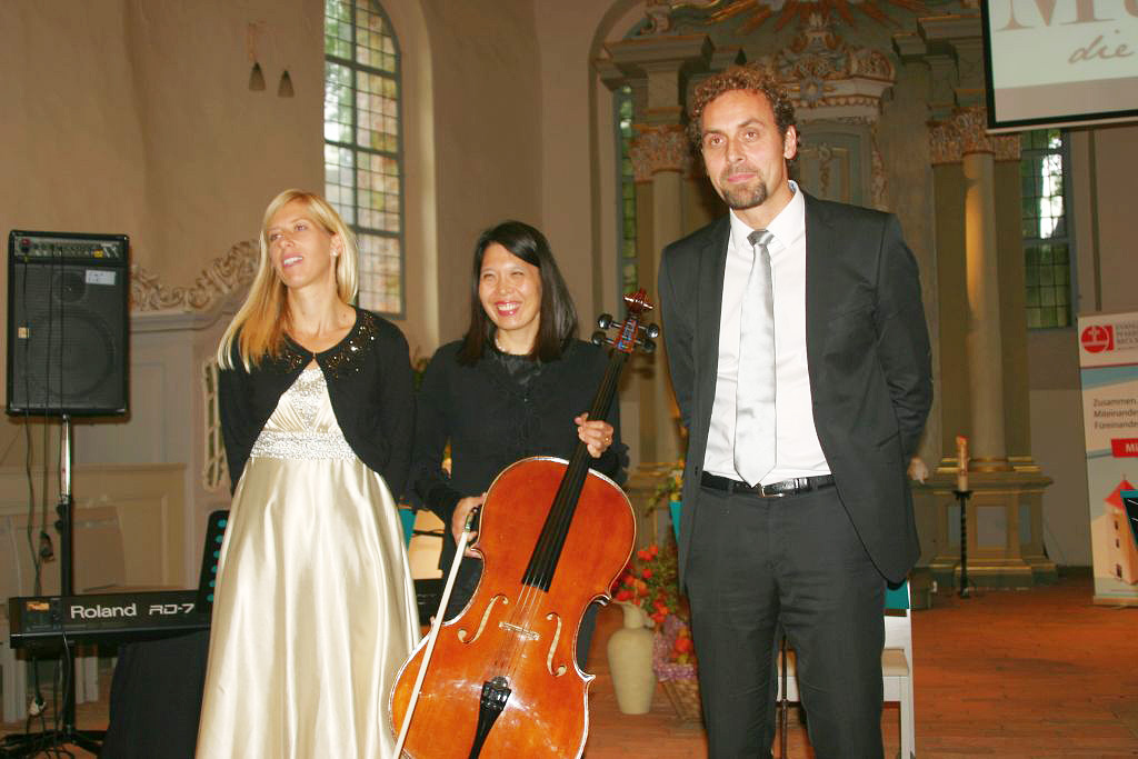 Kathrin D. Weber in Brück