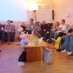 Vorbereitungstreffen für das Konfirmandencamp in Mötzow 2017