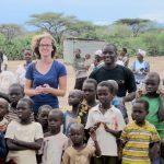 Malindi Lohse in Kenia