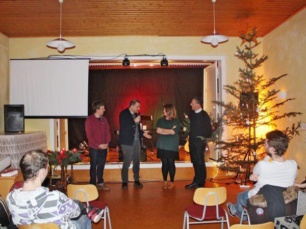 CVJM-Weihnachtsjugendgottesdienst Bad Belzig 2016