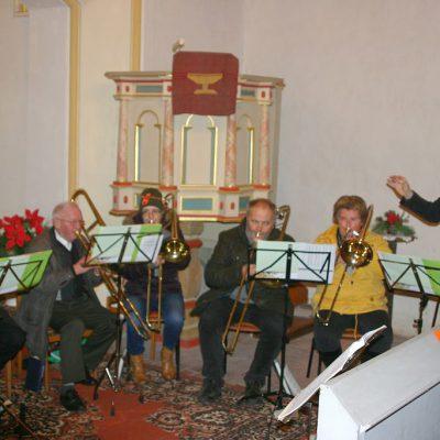 Adventskonzert in Gömnigk am 2. Advent 2016