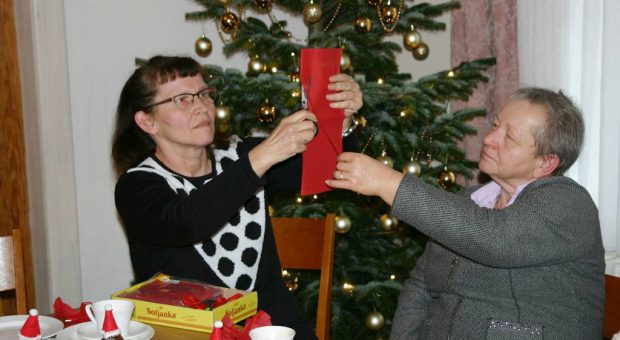 Lyrischer Advents-Gemeindenachmittag mit Heidrun Jordan