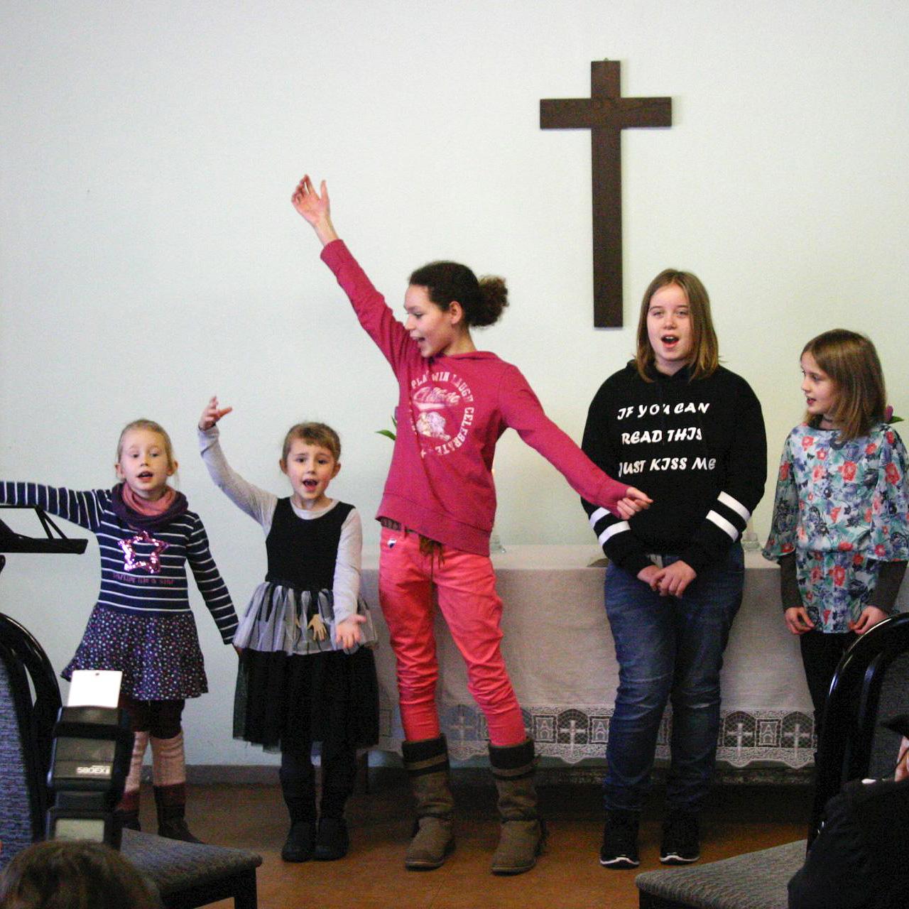 Kindermusicalchor