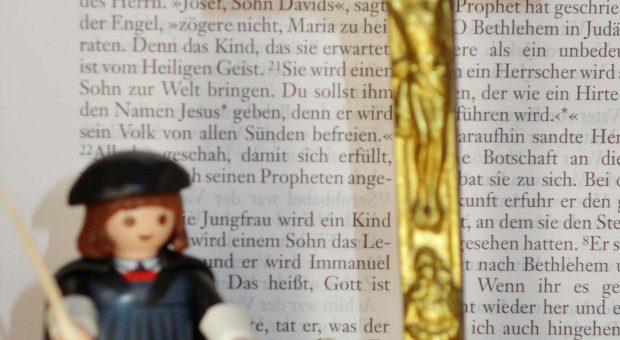 Jesus -Gottes Sohn? Reformationsalphakurs in Brück erfolgreich gestartet!