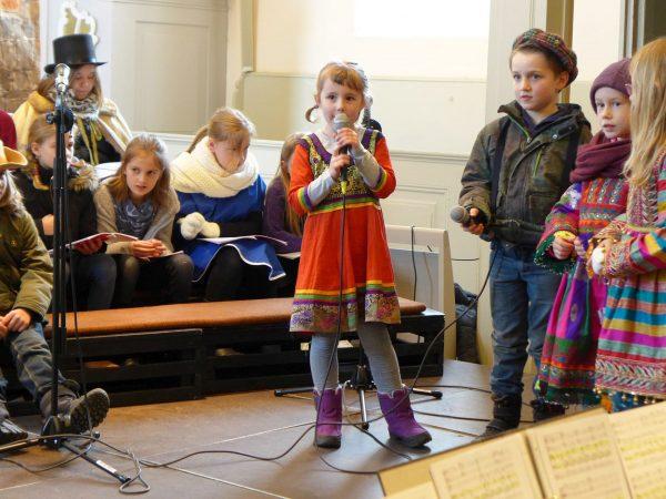 Musicalpremiere Bartimäus: fast jeder sang ein Solo