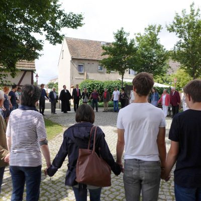 Witame wasch - verbindender Gottesdienst mit Gästen aus Spiŝská Belá