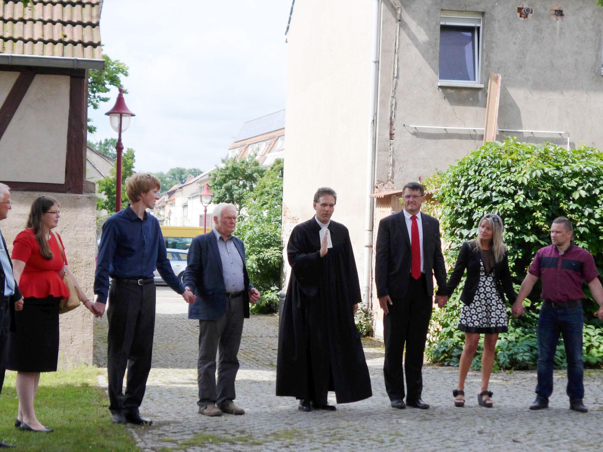 verbindender Gottesdienst mit Gästen aus Spiŝská Belá