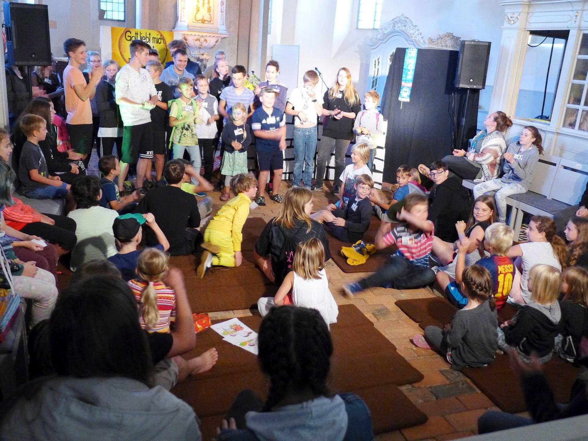 Kinder- und Jugendwoche