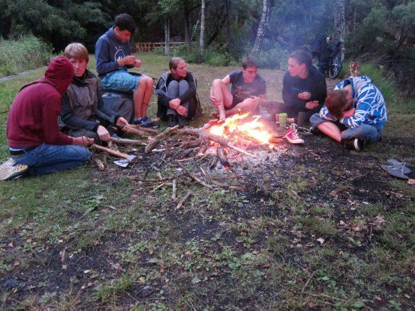 Schweden 2017: Schwedenfahrt Wärme nach dem Regen