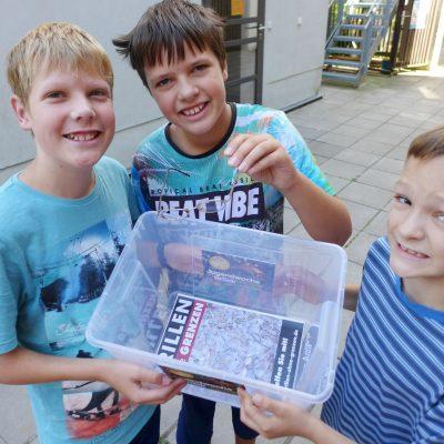 Brillenkönig gesucht - Kinder- und Jugendwoche Brück