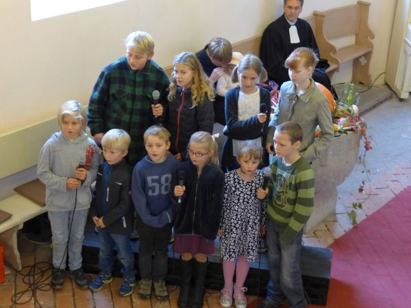 Kinder singen