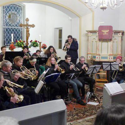 Macht Euch bereit für die Heilige Zeit - Weihnachtskonzert in Gömnigk 2017
