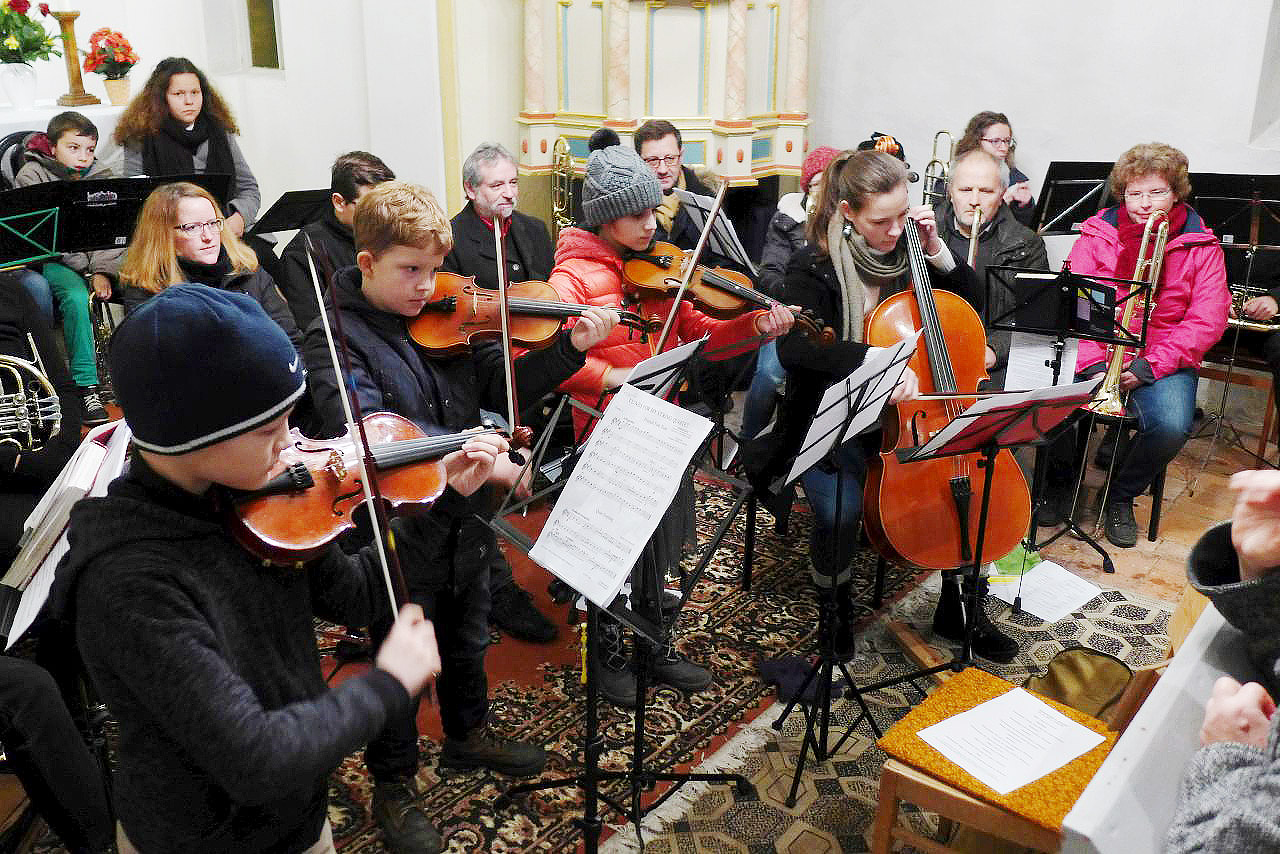 Advents-Weihnachtskonzert in Gömnigk 2017