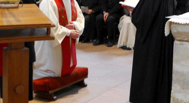 Pfarrer Klaus Gerhard Reichenheim neuer Leiter des Klosters Bursfelde