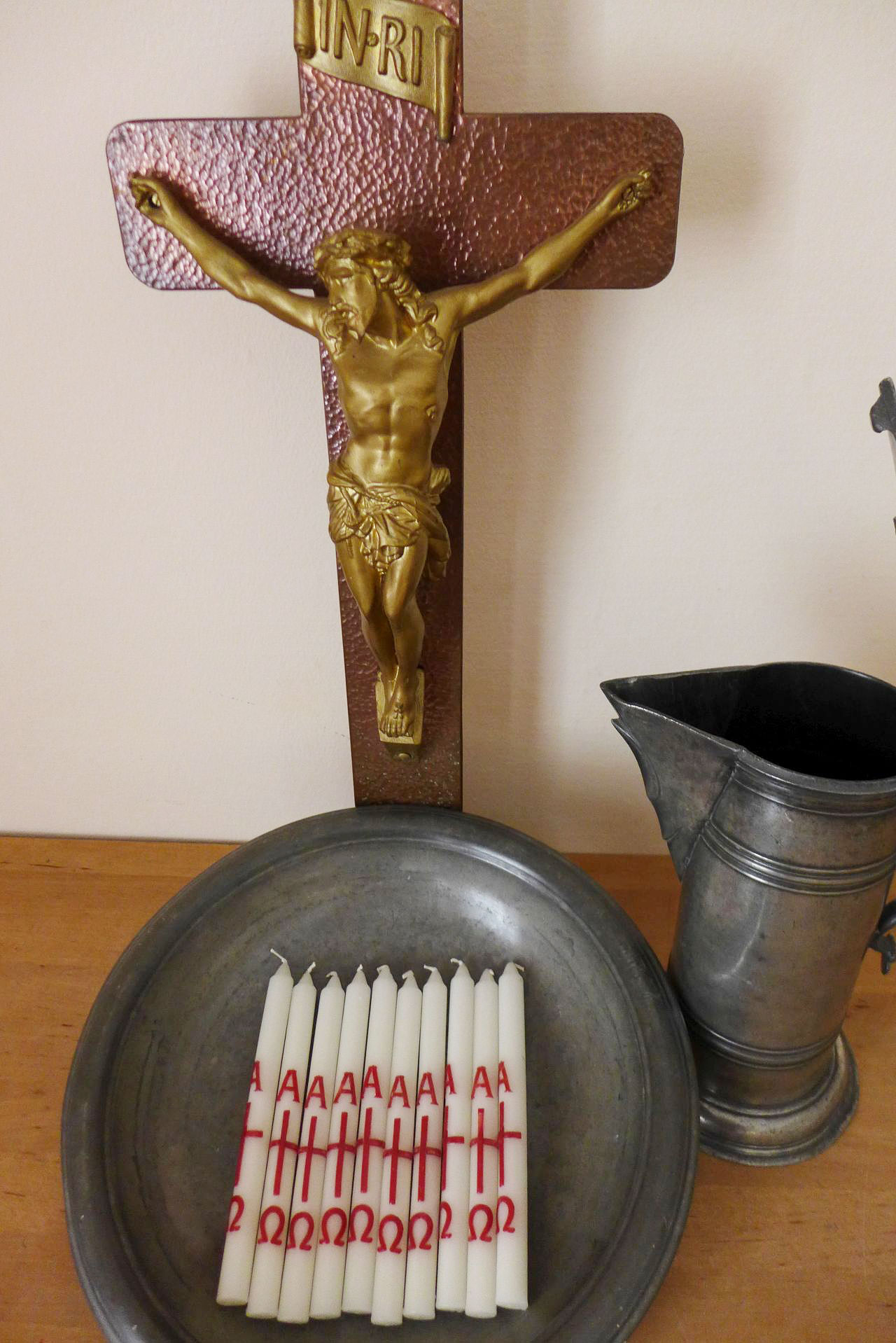 Taufen in Osternacht