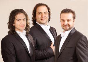 Konzert mit dem Ensemble SACRALISSIMO in der Lambertuskirche Brück