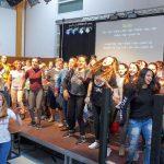 Dip Song - Konfirmanden-Camp Mötzow 2018
