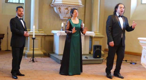 Goldene Stimmen aus Bulgarien - Ensemble SACRALISSIMO