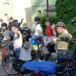 Schwedenvorfahrt 2018 - Härtetest für Speiseeier und Schwedenfahrer: Radfahren, kochen und schlafen in freier Natur