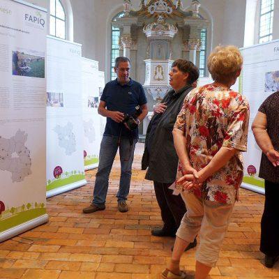 """Ausstellung """"Gut älter werden im vertrauten Wohnumfeld"""