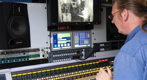 Live-Übertragung des Gottesdienstes im RBB Kulturradio