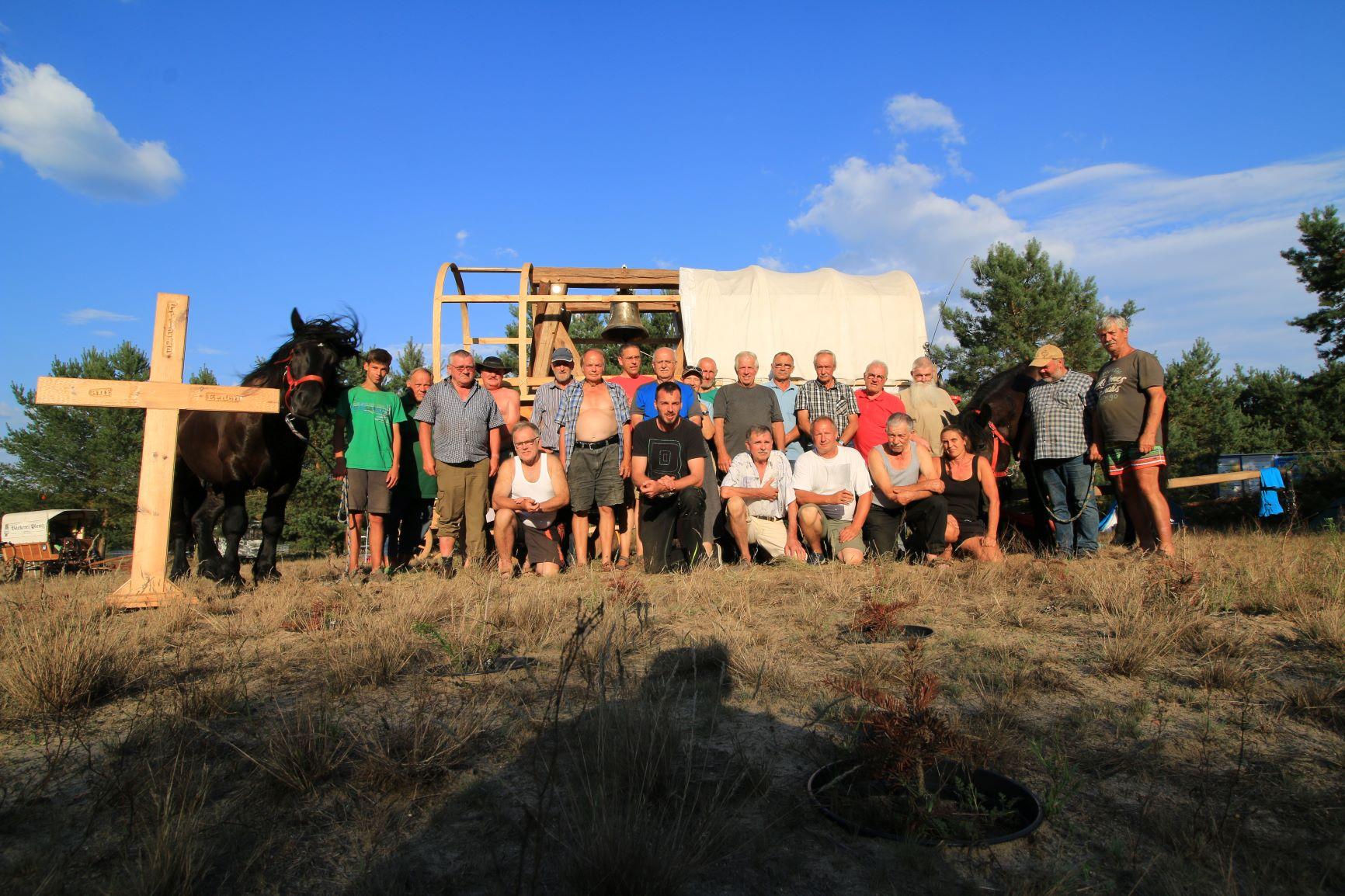 Titanen on tour 2018 - die Mannschaft