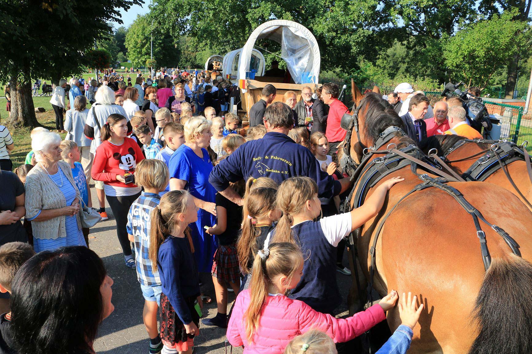 Stars sind die Pferde - Titanen on tour in Estland