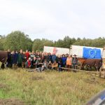 Treckmannschaft in Estland - Titanen on tour in Estland