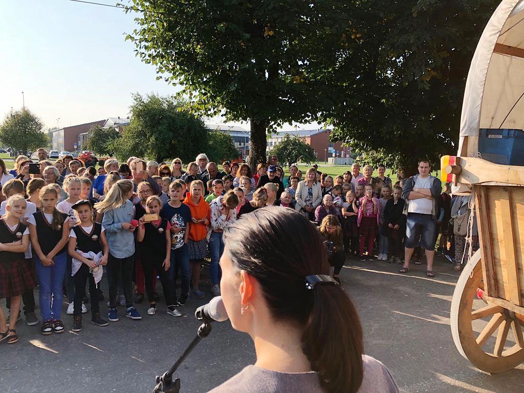 Die Bürgermeisterin spricht - Titanen on tour 2018