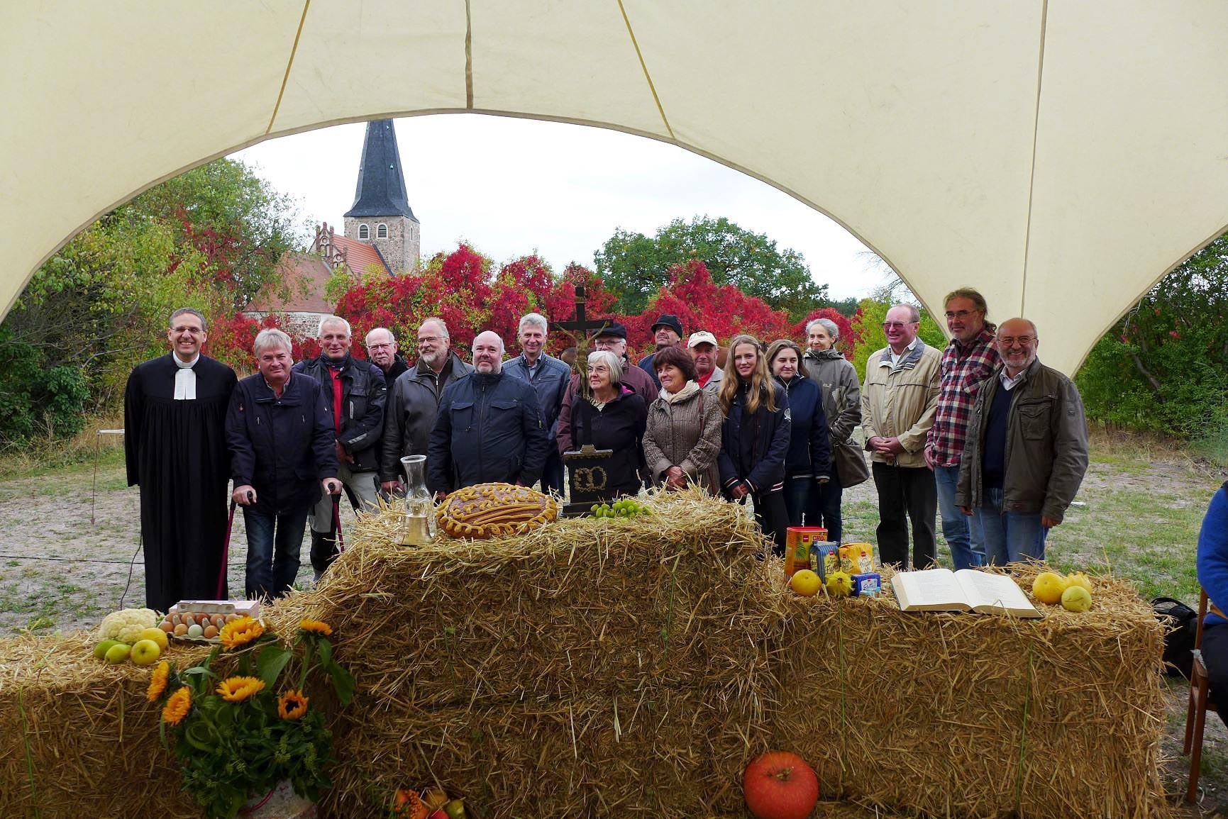 tolle Titanenmannschaft - Gemeindefest 2018