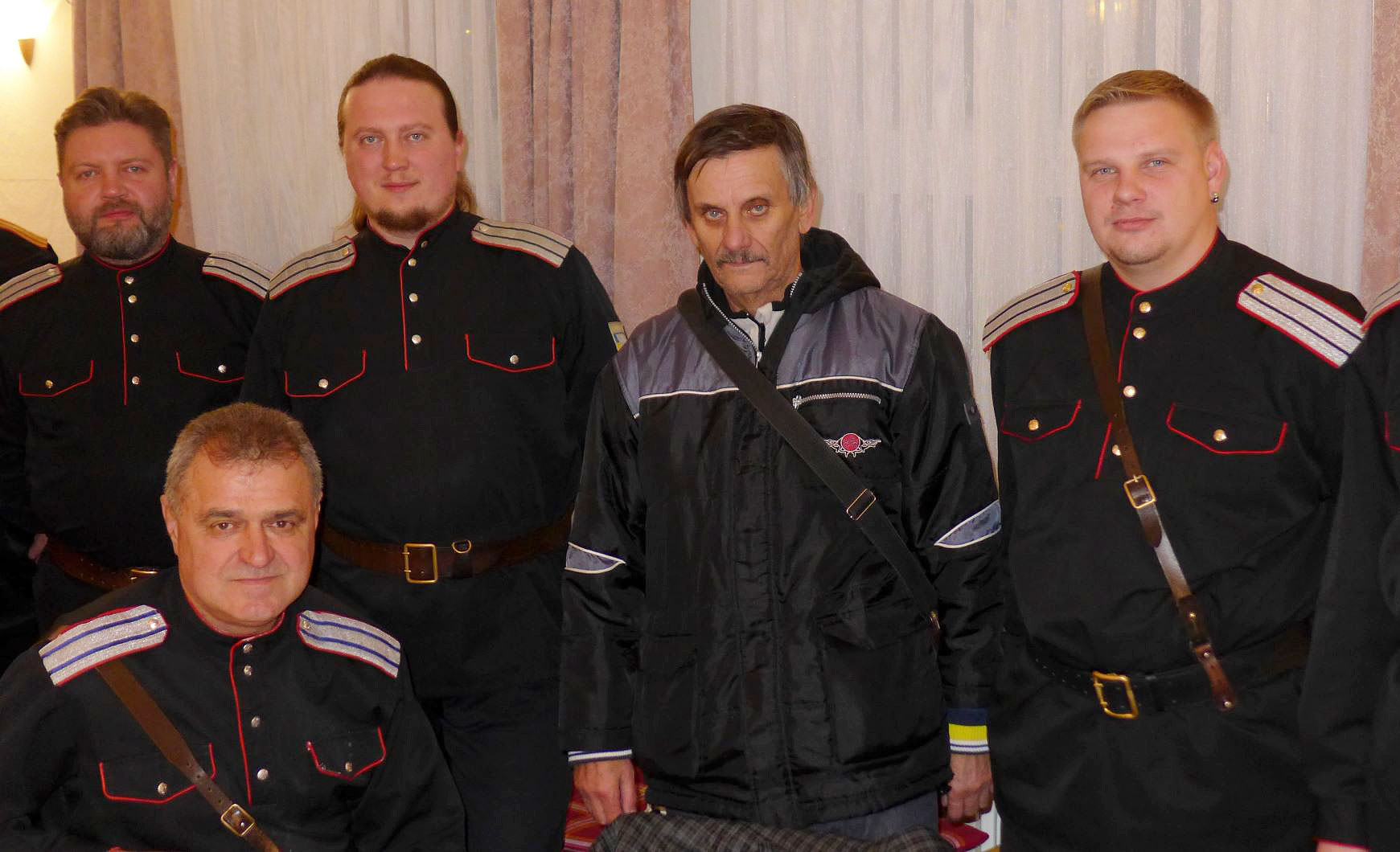 Rostov Don Kosaken mit Siegmund Unfried