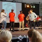 Konficamp in Mötzow 2019 - Gäste aus Kenia