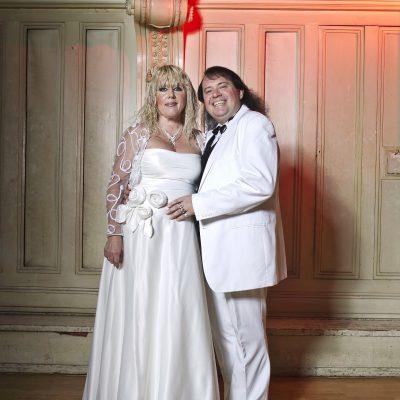 Elena Fastovski und Dimitri Sharkov
