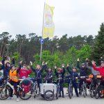 Schwedenfahrer - Testlauf für die Schwedenfahrradfahrt 2019