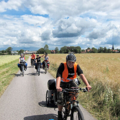 Fröhlich durch Schweden - Schwedenfahrradtour 2019