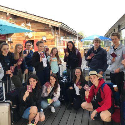 Le Chaim Israel-Belzig - Deutsch-Israelischer Jugendaustausch 2019