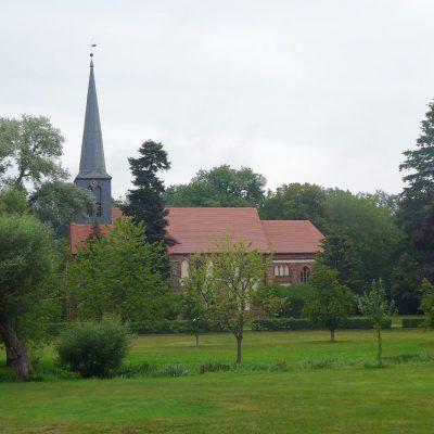 Klosterkirche Marienfliess