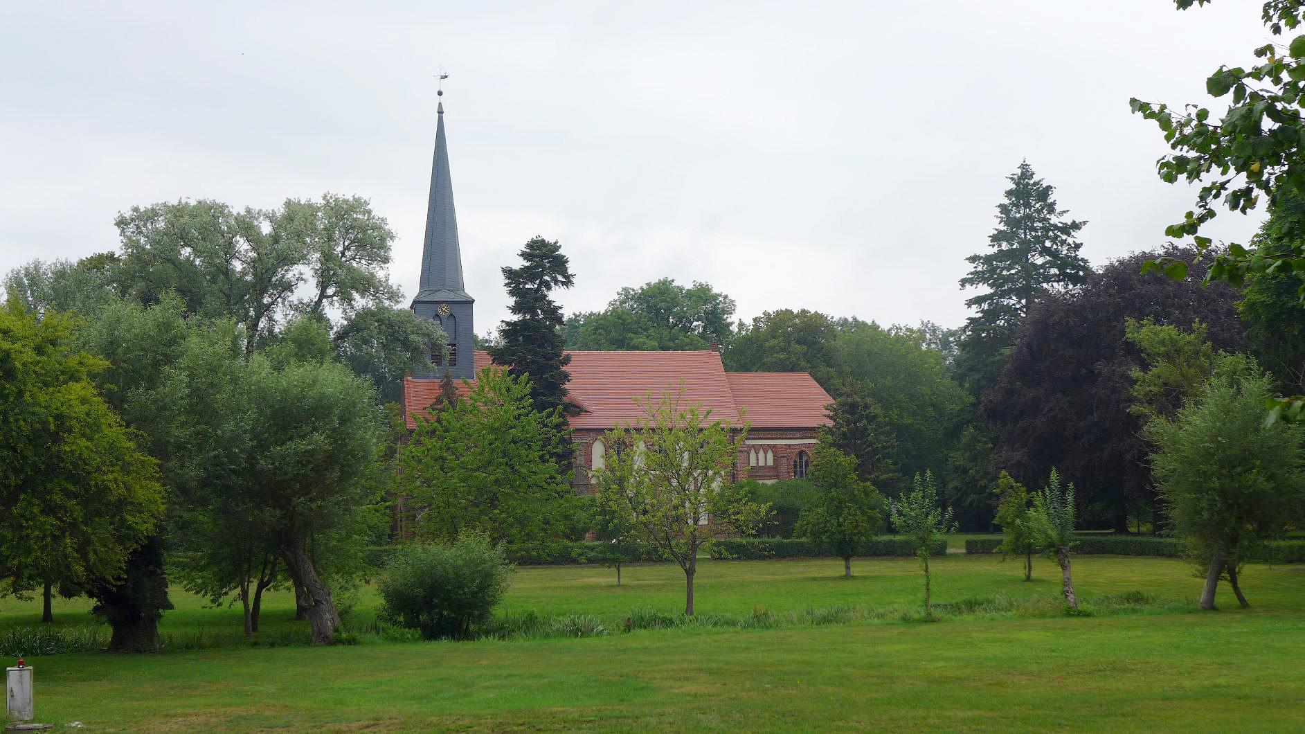 Kirche Marienfliess