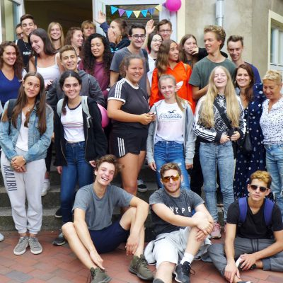 Jugendaustausch Le Chaim Israel-Belzig