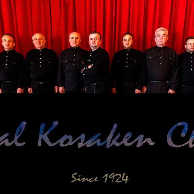 URAL KOSAKEN CHOR - Gedenkkonzert an Ivan Rebroff in Brück