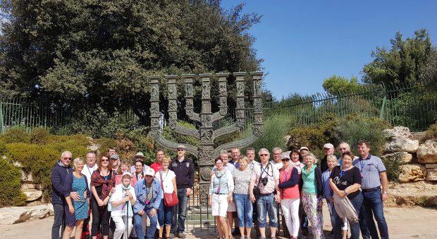 Israelreise 2019 - Reisegruppe