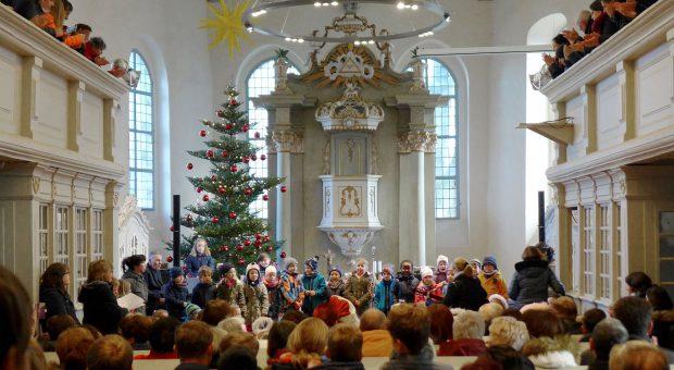 Weihnachtskonzert in der Lambertuskirche Brück