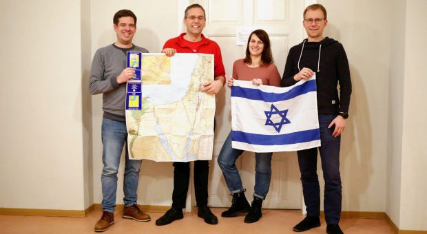 LeChaim Israel Belzig