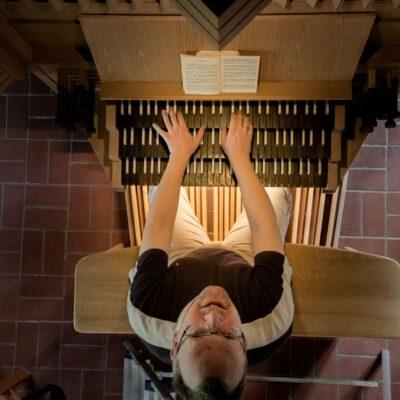 Orgel Christuskirche Stefan Zeitz